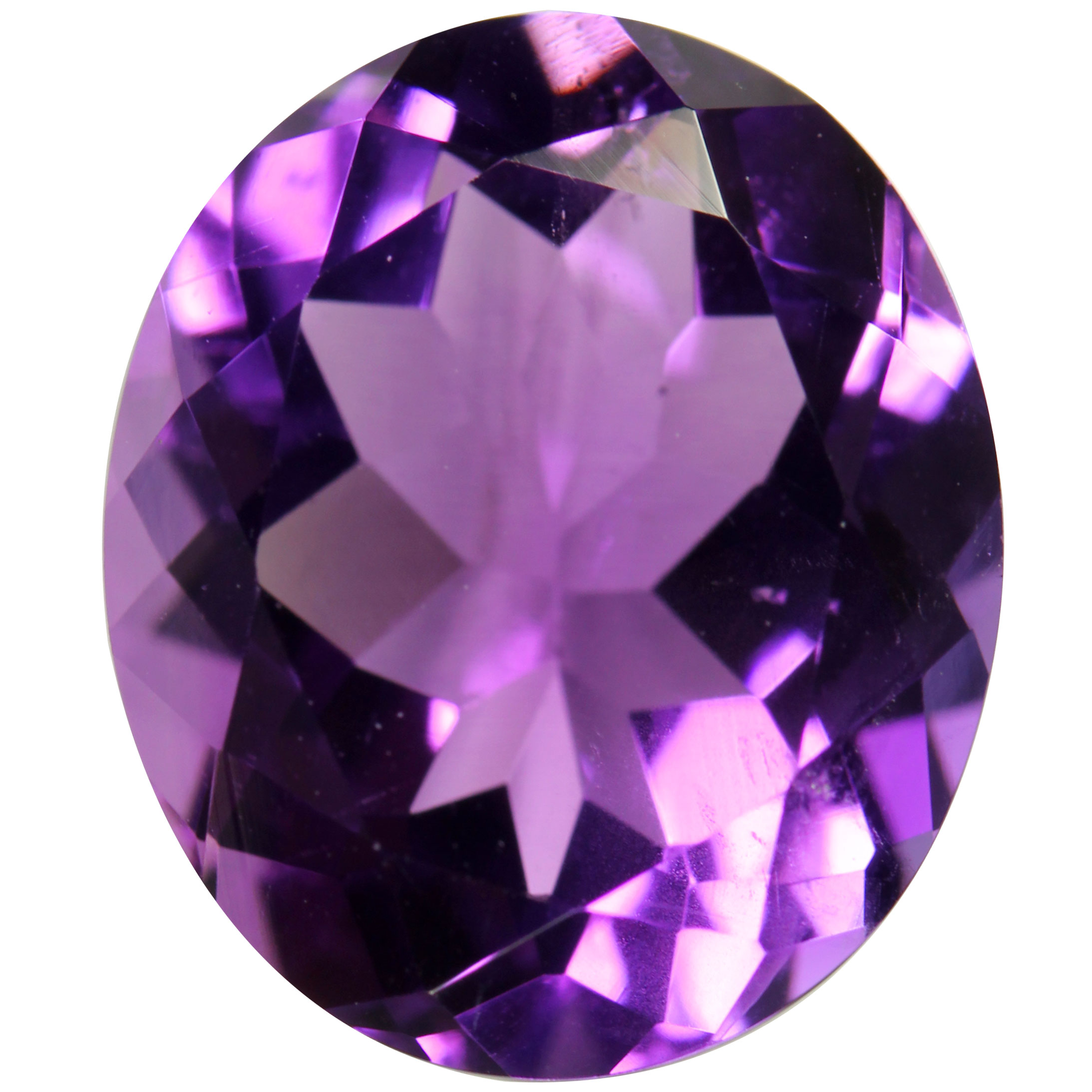 how to cut and polished amethyst stone