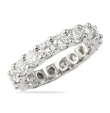 3.30 CT ROUND DIAMOND ETERNITY BAND