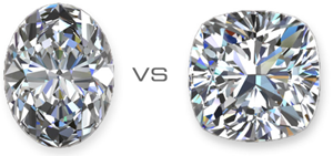 shapes of diamonds nyc