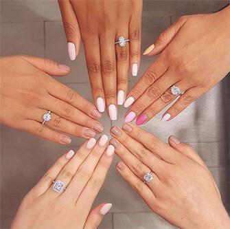Five Hands Photo
