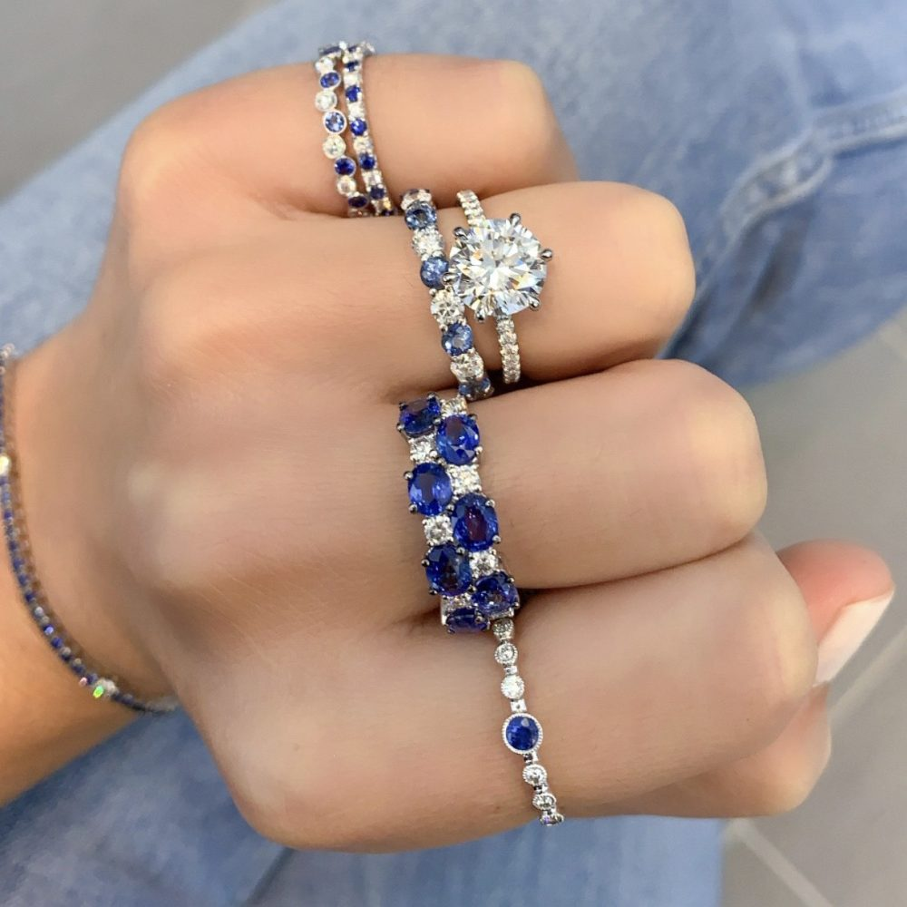 Step into Fall With September Sapphires