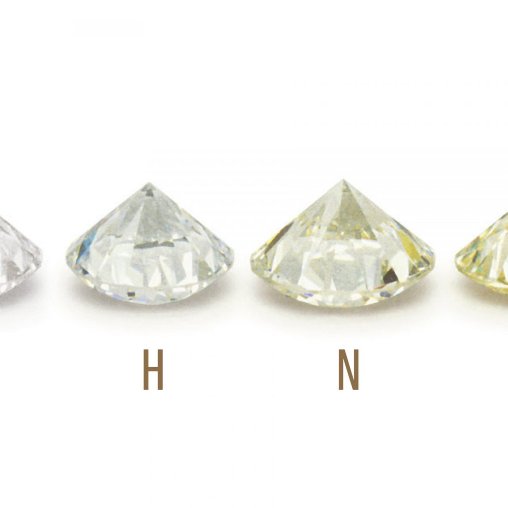 Diamond Color Guide: The Four C's of Diamonds Lauren B IGTV