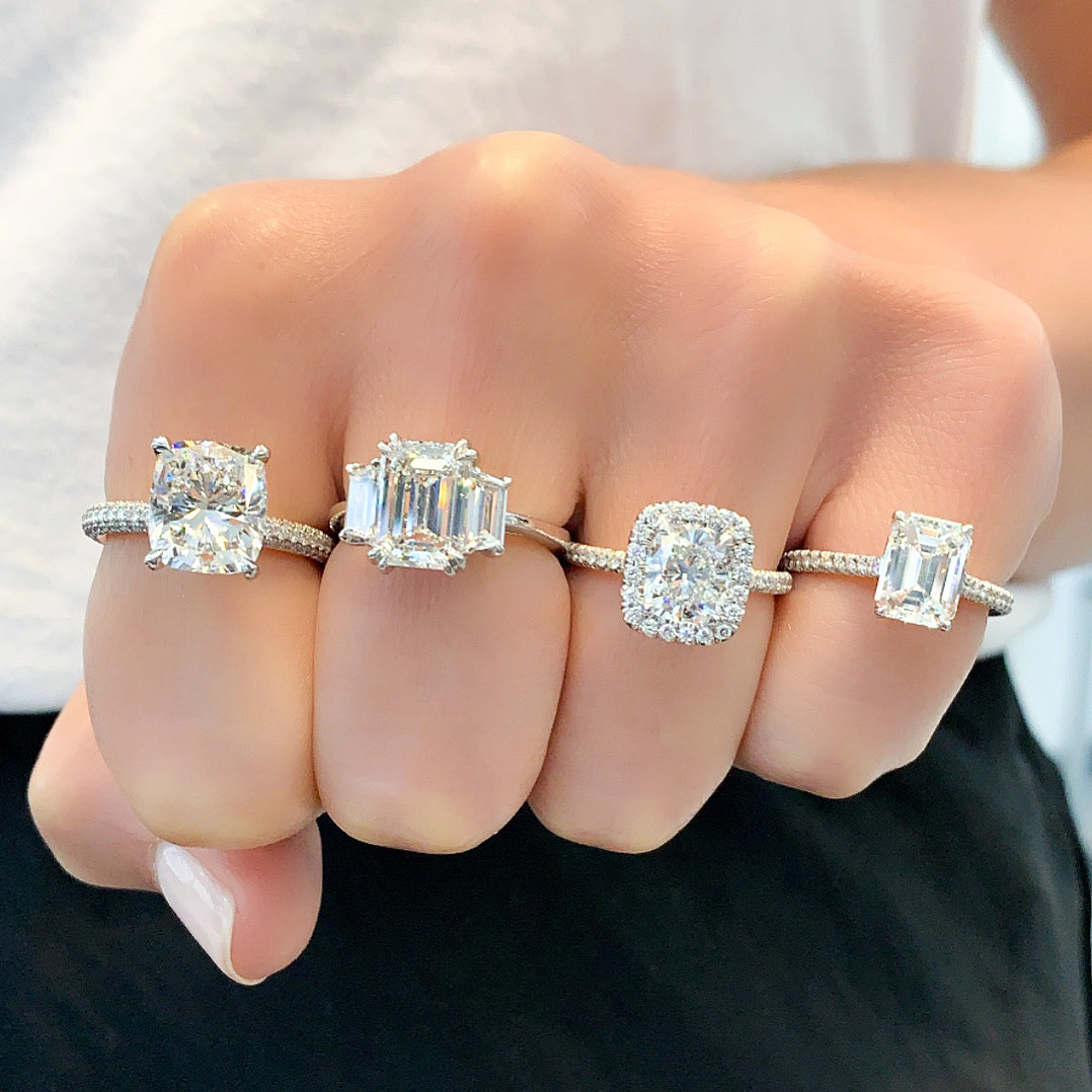 Summer Engagement Ring Trends