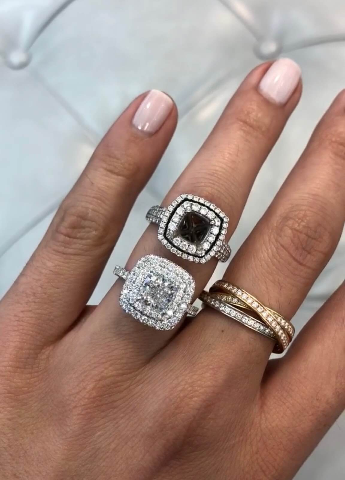 Resetting Your Diamond With Lauren B