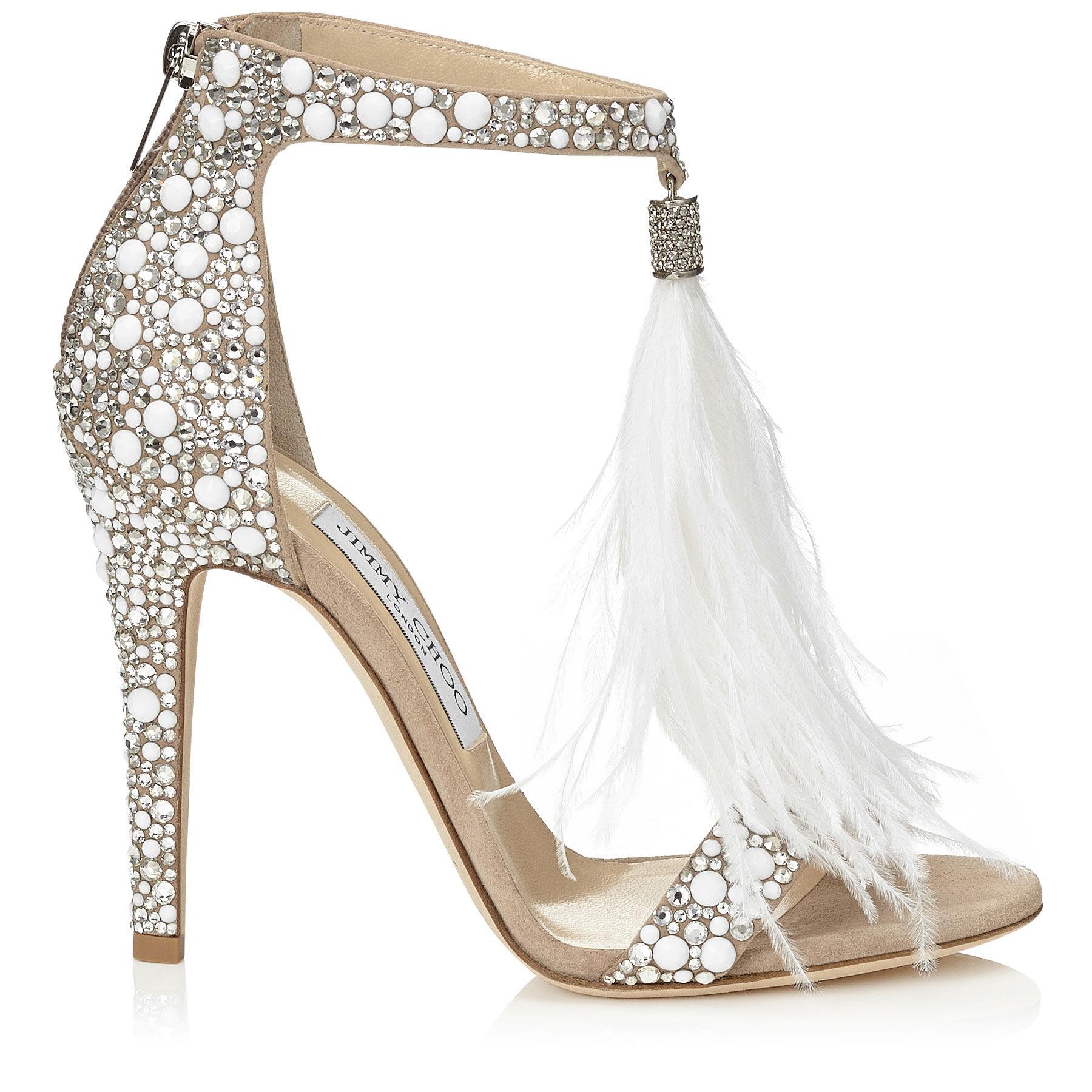 Favorite Bridal Shoe Picks for the 2019 Spring & Summer Wedding Seasons