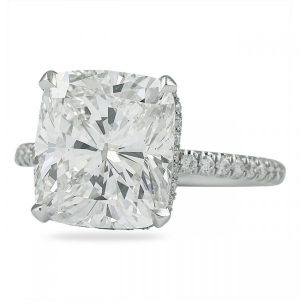The Perfect Cushion Cut Diamond