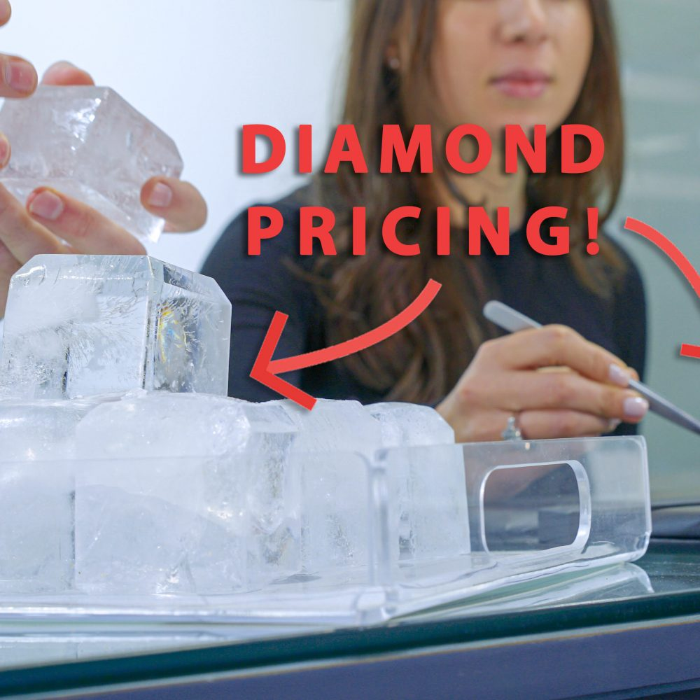 LB DIAMOND DIFFERENCE: Your Guide to Diamond Pricing