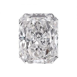 The Perfect Radiant Cut Diamond