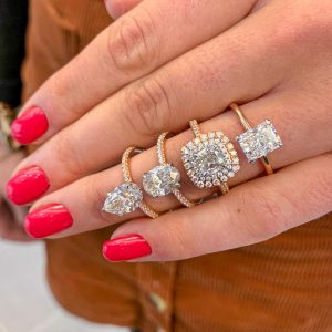 How to Nail the Perfect Manicure to Compliment Your Ring!