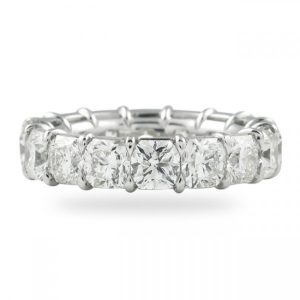 Why You Should Consider a Fancy Shape Eternity Band