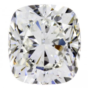 Diamond Diary: A beautiful elongated cushion cut