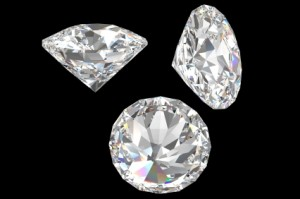 Diamond Faceoff: Round cut G/ VS2 vs. J/ SI1