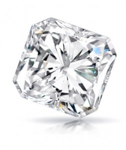 The Radiant Cut Diamond