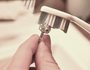 How To Maintain and Clean Your Engagement Ring and Jewelry