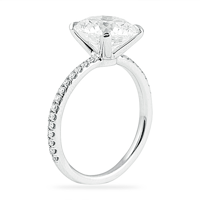 Re Setting Your Engagement Ring What Can You Do With Old Mounting
