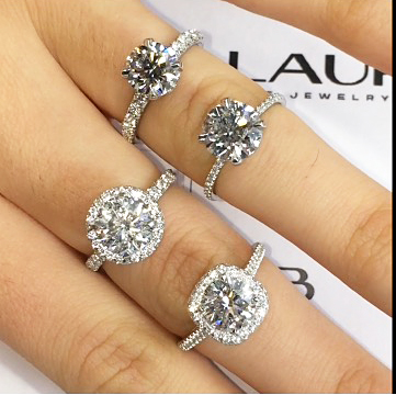 first beers solitaire ring bridal my women diamond aura for mfd bands engagement rings de jewellery beautiful