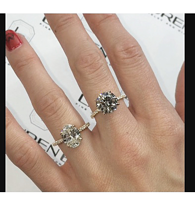 silver leaf engagement size ring us jewelry plated women rings wedding female for gold item open
