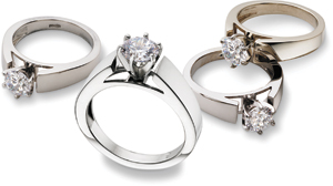 Platinum Vs White Gold Choosing The Right Metal For Your Engagement Ring Jewelry Blog Engagement Rings Diamonds Lauren B