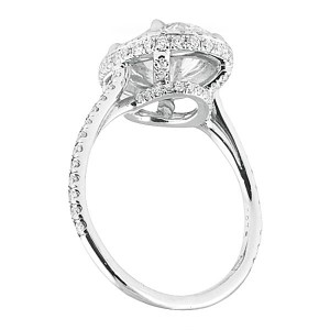 oval ring rings engagement diamonds pieces unique halo diamond split ascot detailed band