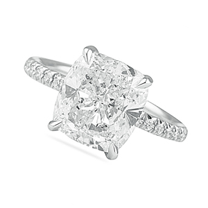 WORKING YOUR ENGAGEMENT RING BUDGET