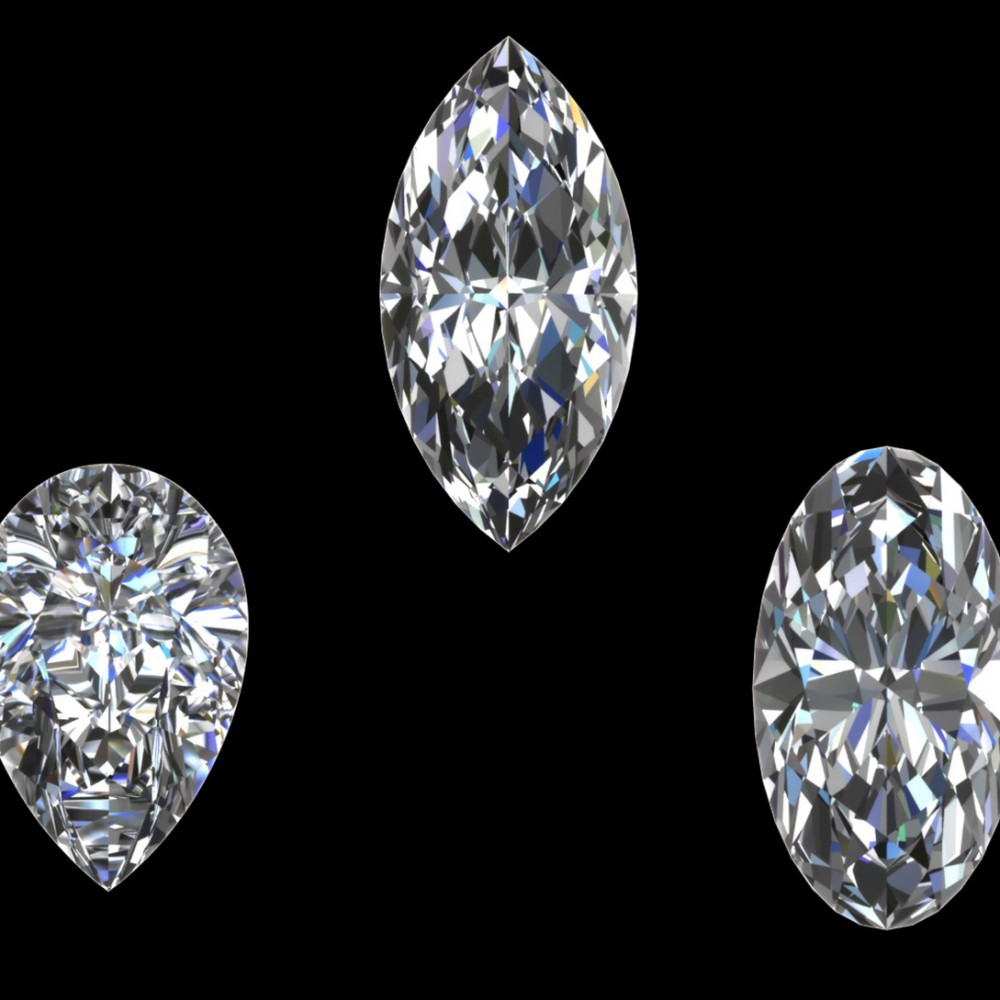 Quality Control: Ovals, Pears and Marquise Diamonds