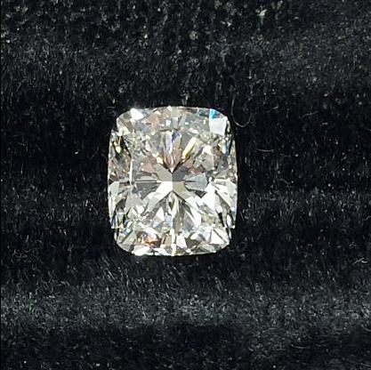 Diamond Of The Week 1 50 Carat Cushion Cut Jewelry Blog