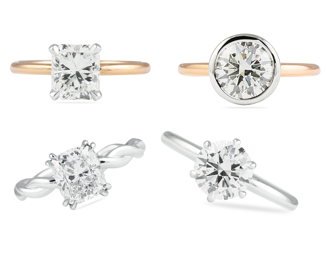 adding style to your solitaire ring jewelry