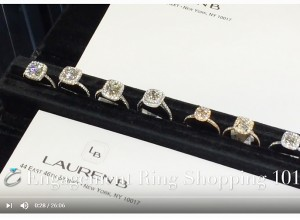 Engagement Ring Shopping 101; A Step by Step Guide