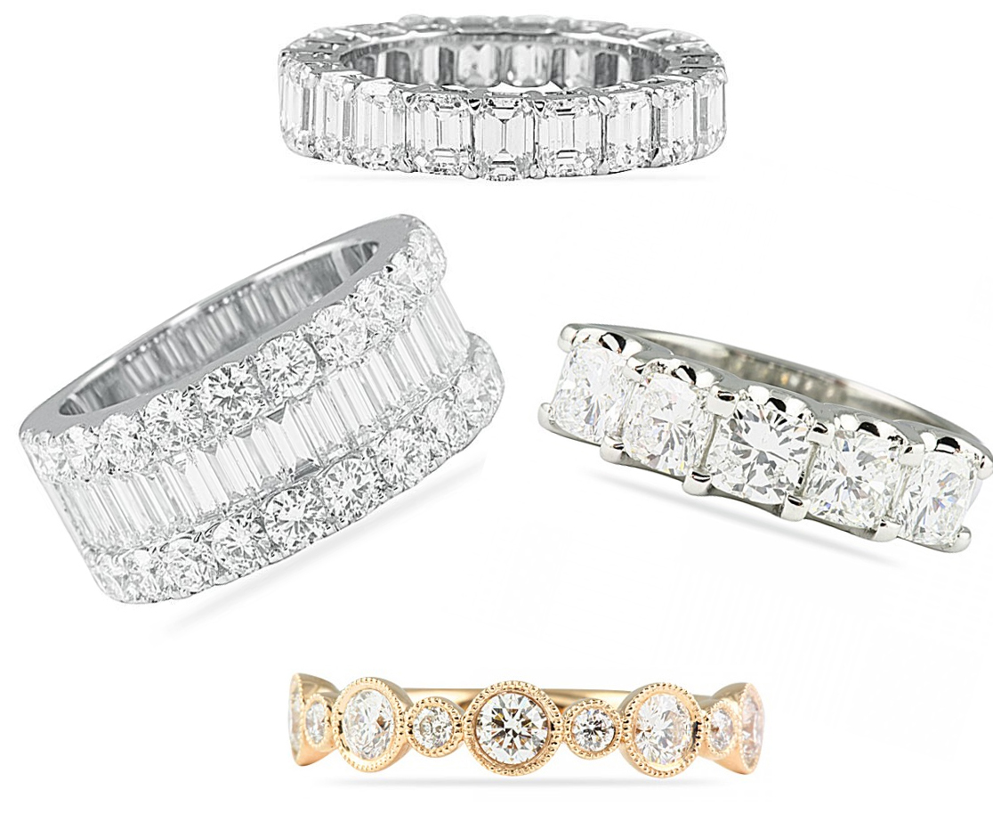 Right Hand Wedding Bands Part Ii Jewelry Blog Engagement Rings