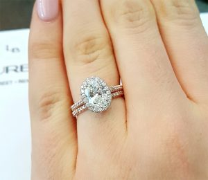4c35b5a669ada Mixing and Matching Wedding bands | Jewelry Blog | Engagement Rings ...