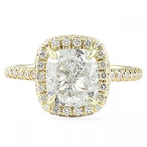 Spotlight On: Yellow Gold Engagement Rings Comeback