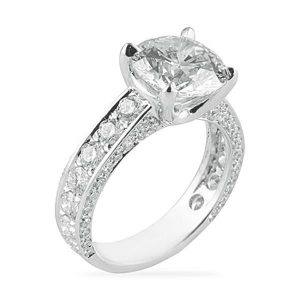 Picking the Band of Your Engagement Ring Jewelry Blog