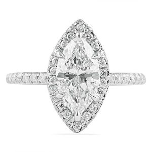 Fit for Royalty; The History of Marquise Cut Diamonds
