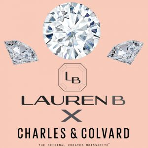 Lauren B X Charles & Colvard Ring Giveaway