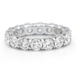 WHO Should Consider a Large Eternity Band?