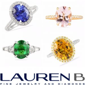 Introducing Lauren B COLOR; Colored Gems 101 Part I