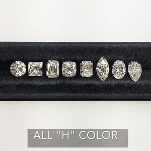 H Color Diamonds