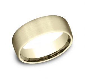Elements of Men's Wedding Bands