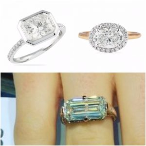Nontraditional Engagement Ring Designs
