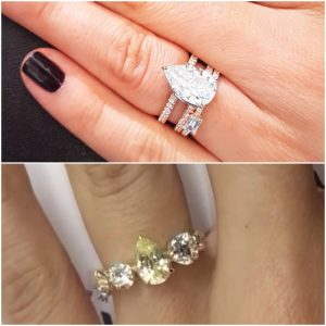 Nontraditional Engagement Ring Designs Ideas from Lauren B | Jewelry ...