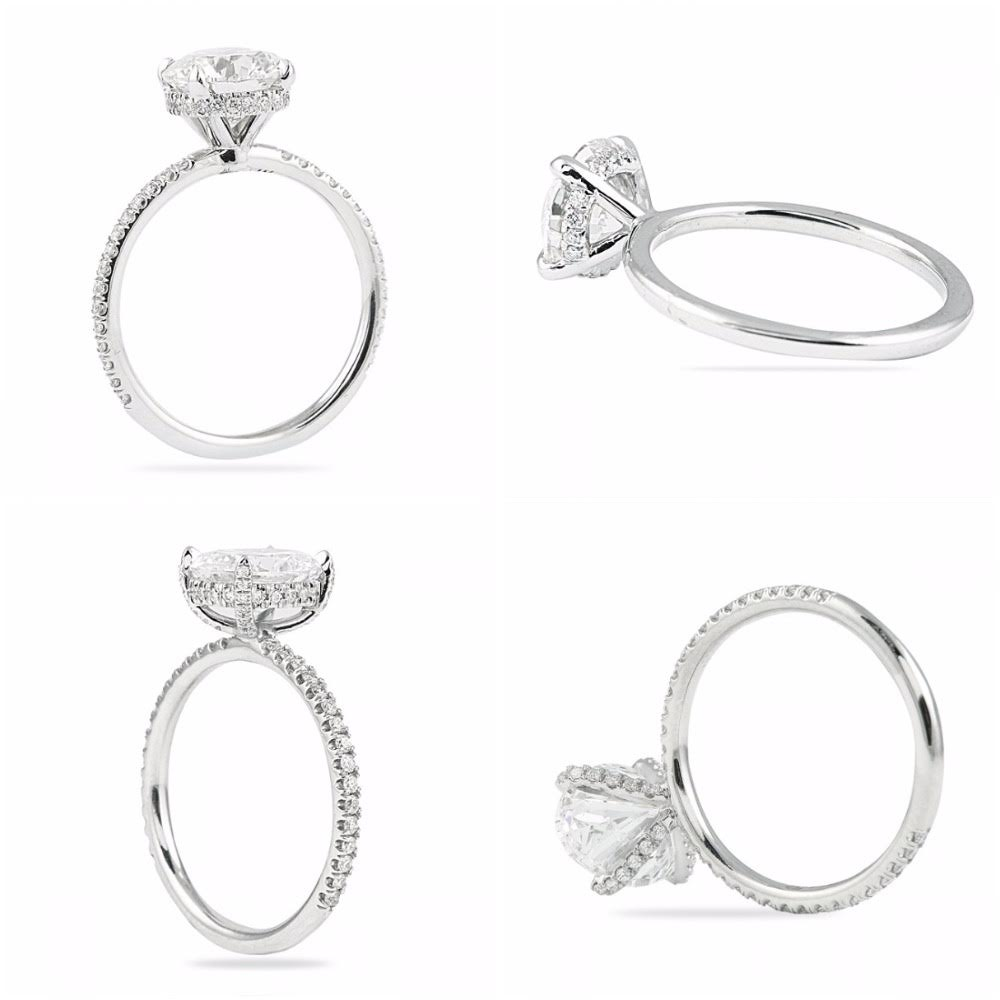 4b8f62794a3bf How Important is Choosing an Engagement Ring Setting | Jewelry Blog ...