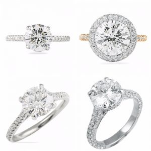 How To Make Your Engagement Ring Appear Bigger