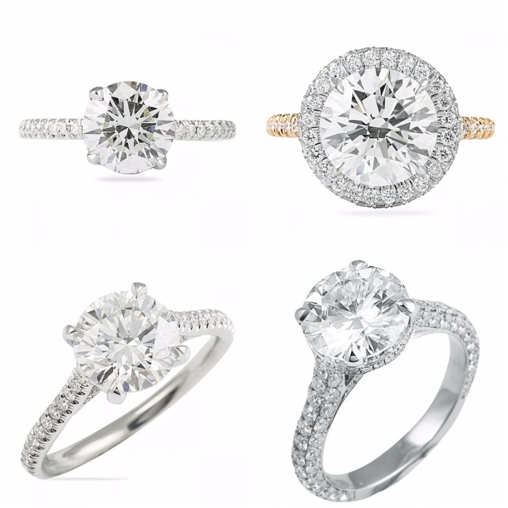 How To Make Your Engagement Ring Appear Bigger Jewelry Blog