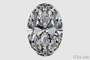 Oval Diamond Ratios: Lauren B Diamond Ratio Series