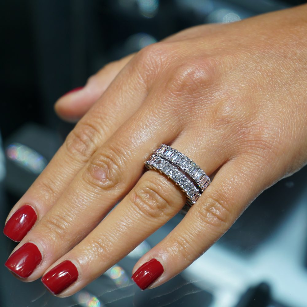 Staff Picks: Lauren B. Staff Dream Wedding Band Stack