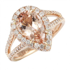 What is Morganite Gemstone? Lauren B Color Gem Stones