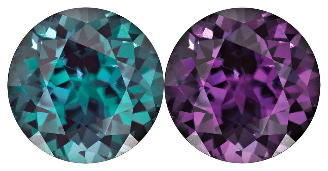 3 Amazing Stones Selected as June Birthstones ... |Alexandrite Birthstone Month