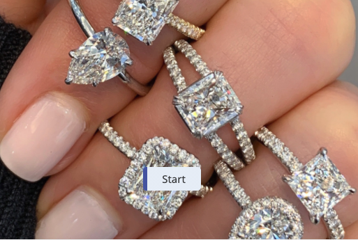 Quiz: What Engagement Ring Band Style are You?