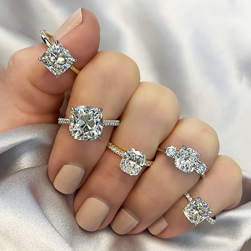 Engagement Ring Trend Predictions 2021