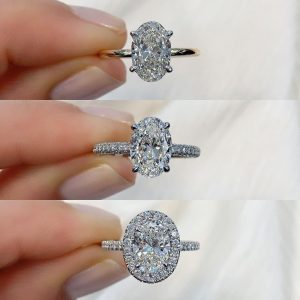 Custom Engagement Rings | Part 1